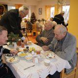 2012 Sausio 6 d. Trys Karaliai. A. Vidžiūnas globos namuose